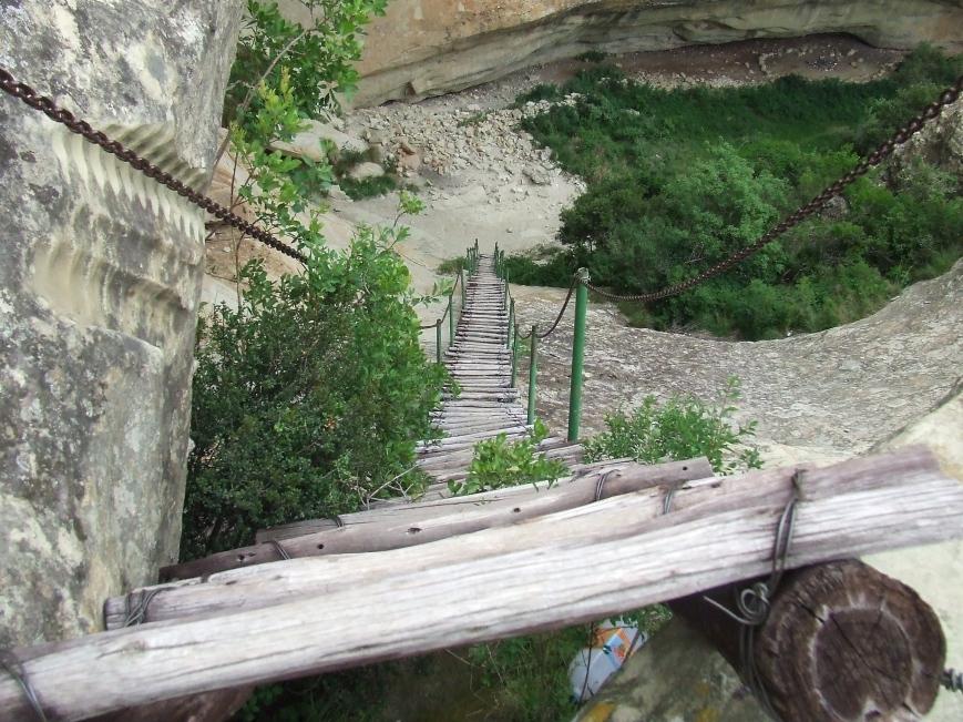 Holkrans Ladder