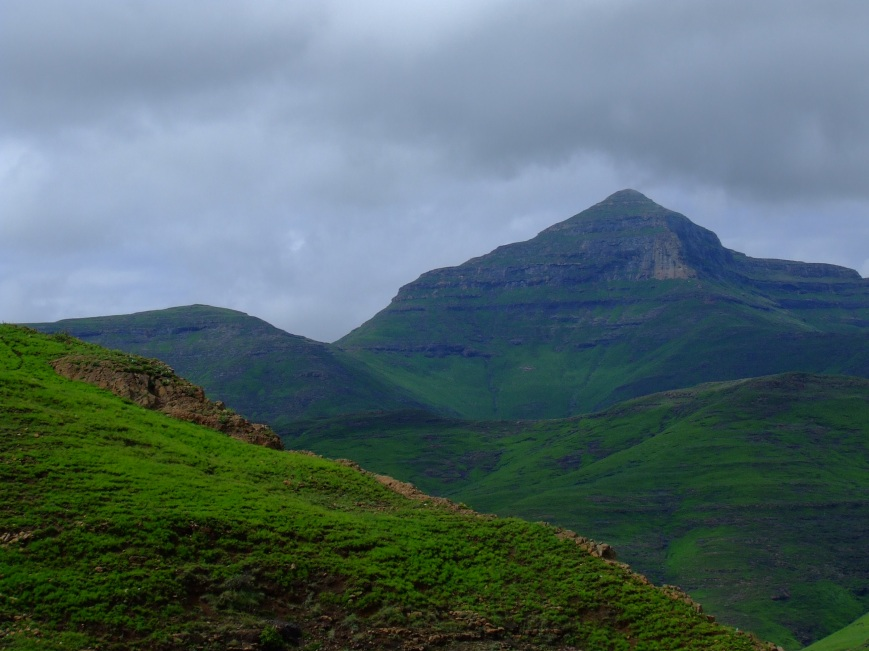 Ribboks Peak