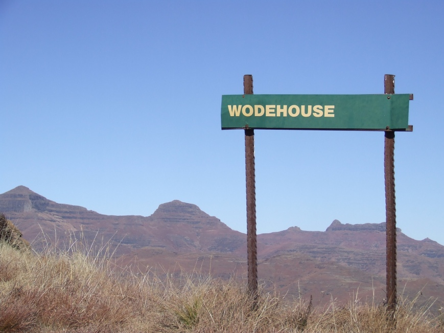 Wodehouse sign